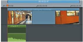 Videoeffekte zusammenführen