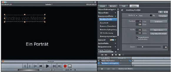Zweites Keyframe des Video Intros